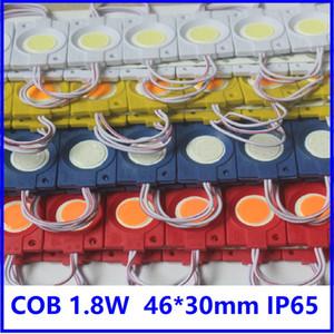 التصنيع 12VCOB مصدر ضوء حقن صب وحدة صب، وحدة الخط مضيئة، ماء IP65، وحدة مضيئة الإعلان، عالية الطاقة 12 فولت 46 * 30 ملليمتر