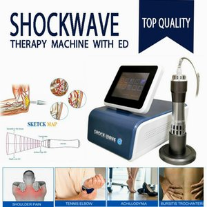 Tragbare Low Inten Professionelle akustische Wellentherapie Maschine Abnehmen Schönheit Ausrüstung für SaleLow Intensity Shockwave