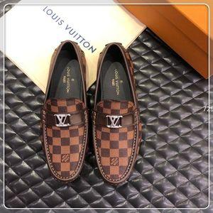 729 2019 люкс Desinger Мужчины Повседневная обувь Оксфорд платье Обувь для мужчин Платформа Desinger обувь Кожа Узелок Свадьба Ежедневно Sneaker 38-45 B