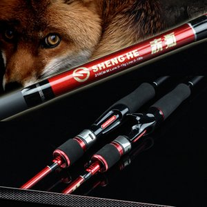 ROSEWOOD 2.1m M Poder Ul Spinning Baitcasting Pesca Rod 5-18LB Linha Peso Ultra Luz carbono Spinning Rod Bait Caster Rod