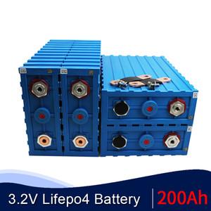48pcs brand new 3.2V200ah cell CALB SE200 LiFePO4 Rechargeable Batteries 12v 24V 48V for pack boat solar battery US EU Tax-free
