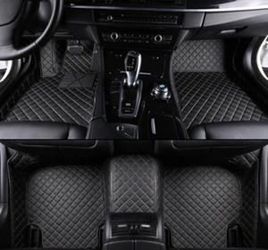 3D Luxury Custom Car Suelo Honda-Guangqi Honda-Fit 2014 ~ 2020 Estera del piso Mats de la estera no tóxica e inodorosa