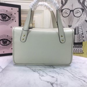 Klasik çanta En kaliteli Woemn çanta 0079627323 Ceset torbaları kadın omuz çantası gerçek Deri Bel çantaları kadın cüzdan