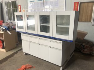 Aluminum and wood sample cabinet All wood data cabinet All steel medicine cabinet-Foshan Aeson medicine cabinet manufacturing factory