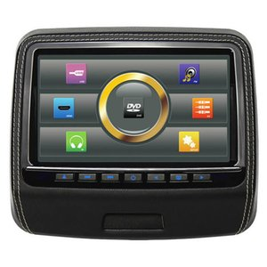 9-Inch HD 1080p Touch Screen Car Plug-in DVD Headrest Display Full Format Decoding