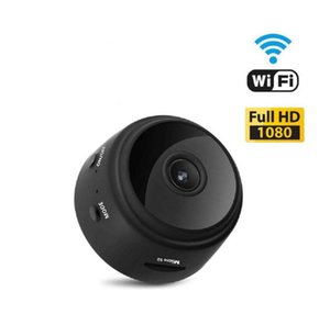 Hidden Cameras A9 1080P HD mini leva video IP WIFI Wireless Security cubierta Inicio Vigilancia de noche V pequeña videocámara