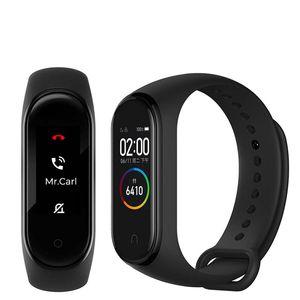 Original Mi Band 4 Smart Miband 4 Bracelet Heart Rate Fitness 135mAh Color Screen Waterproof Level 5ATM Mi Band 4
