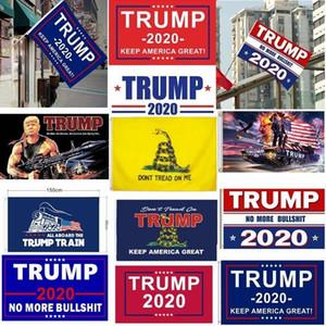 Bandera triunfo para mantener a Estados Unidos 2020 Banderas Gran Bandera del estado de Mississippi estadounidense Elección Presidencial Trump Banderas envío libre de DHL