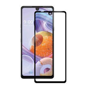 새로운 메트로 LG Stylo6 5 Aristo5 플러스 K40 K51 MOTO G 스타일러스 풀 커버 9H 안티 스크래치 버블 무료 강화 유리