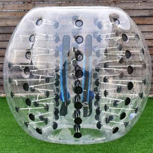4 PCS 1M 직경의 PVC HOT SALE INFLATABLE ZORB BALL BUMPER SOCCOR BUBBKE FOOTBALL 조빙 HEMSTER BALL 기밀 FOR OUTDOOR CHILDREN GAMES