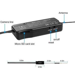 Kameralar Homeeye S09 WiFi Modülü 1080P Tam Set CCTV Aksesuarları 90 Derece Yerleşik 400mAh Pil.
