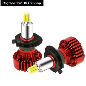 New Canbus Auto Lamps 9012 HIR2 Led Bulb Kit 110W 12V Turbo Fan H7 Led Headlight For Auto Car 9005 3D Cree Chip 9005 4 H11