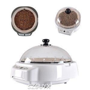 Tostador de café para el hogar Pequeño temporización de maní Semillas de melón Hornear Hornear Máquina Maker Frijoles palomitas Máquina de café