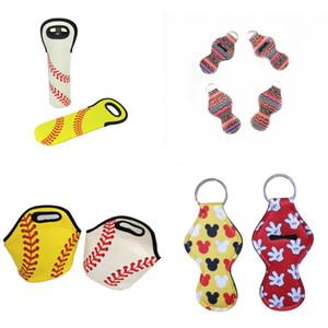 Cadeia New Mini Dog Plastic Head Self-Defense Pendant Key For Women Outdoor Girl Self-Defense Mão Fivela de viaturas Bolsas de chaveiros # 510