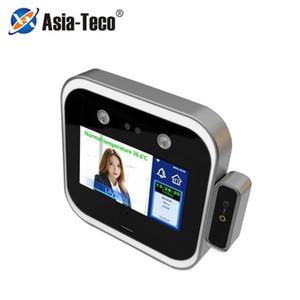 """Touch screen 5,0"""" polso Termometro Face Recognition Terminal Detector misura biometrica facciale presenze macchina intelligente"""