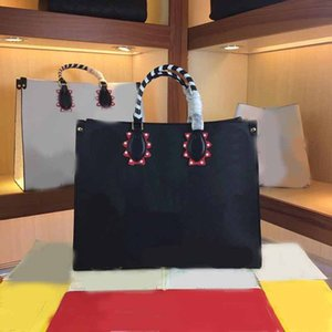 Femmes M45373 M45372 CRAFTY ONTHEG Sac shopping cuir véritable 2020 nouveau style dames modèle L fleur sac porte-monnaie