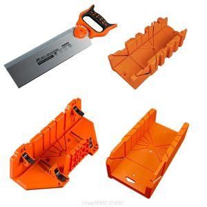 "12 14\"" Adjustable Wood Miter Box Saw Cutting Grip Back Saw 0 22.5 45 90 Degrees Au 11 20 Dropship"