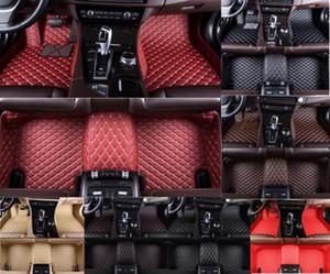 Per Hyundai Genesis Coupe Tiburon 2003-2020 auto Tappetini personalizzati FloorLiner Auto Mats