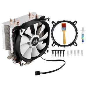 SNOWMAN 4PIN CPU Cooling System Direct Contact CPU Cooler Master Heatpipes Freeze Tower Cooling Fan with PWM Fans