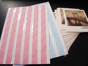 390 جهاز كمبيوتر شخصى / مبهمة ركن ملصقات ورقة لألبومات الصور الإطار الديكور سكرابوكينغ بالجملة