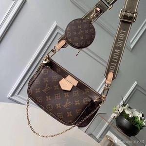 2020 NEW3 Cassic M44823 size24..13..4.5cm zaino moda donna uomini migliore borsa delle signore borsa a tracolla essenger Crossbody di Shiping