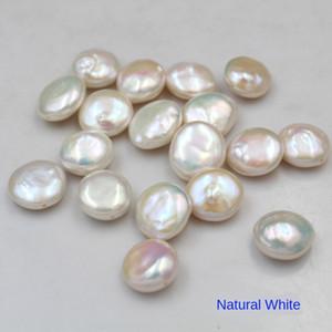 perles naturelles d'eau douce Diy Bouton Perle bonne bouton de qualité éblouissement en forme de spécial à la main perles perle baroque bijoux bricolage