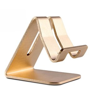 NEW Advanced 4mm Thickness Aluminum Stand Holder for Mobile Phone (All Size) and Tablet Desktop Cell Phone Stand Tablet Stand