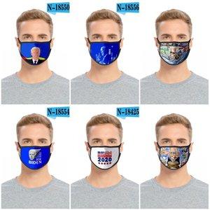 Пылезащитный респираторов многоразовых Face Mask моющийся Mascarilla Мой президент Мы Konw Джо Байдена 2020 КАНДИДАТ В ПРЕЗИДЕНТЫ США 2 2fda D2