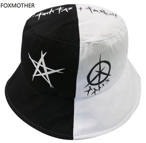 Mens Caps Fischen Paisley Hip Hop Außenfarbe Schwarz Bob Foxmother Bonnie Gorras Casquette Red Hats New Bucket SoNSP zhjoutdoorsport
