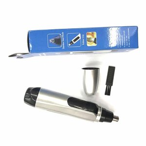 Tragbare Nose Hair Trimmer Ordentlich Sauber Trimer Nasen-Ohr-Gesichts-Entfernung Rasieren Haartrimmer Reiniger Werkzeug