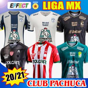 2020 2021 Pachuca CLUB CHARLY Laguna Soccer Jersey Casa Fora LEON Puebla Necaxa 20/21 LIGA MX Kit Camisas UNAM football shirts Uniform