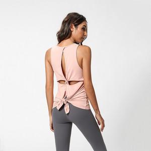 canada tanque esporte sensuais yoga mulheres align yoga colete top ginásio tanque de fitness yoga correr correr vest tops sem mangas tops podem ser atado