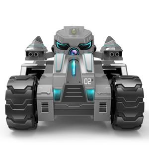 New Fineco FX-102 contrôle Scout App Scout voiture robot WIFI Ar Jeux Mech Warrior bataille jeu interactif caméra de vision nocturne HD jouets de voiture