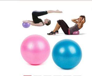 25cm Mini Fitness Balance Yoga Ballsport Yoga Bälle Massage-Kugel-Anti-Pressure Yoga Balance Ball Gym Home Training