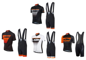 2021 KTM cycling team Trikot 19D Fahrrad Kurzschlüsse Ropa Ciclismo HERREN MTB Sommer PRO BICYCLING Maillot Oberbekleidung