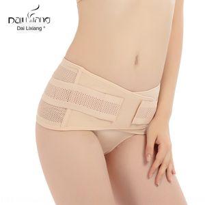cintura addominale elastica Dai Lixiang postparto pelvico Dai Lixiang postparto di donne maglia dell'anca respirabile nastro elevatore biforcazione
