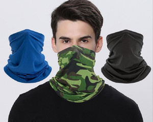 Cycling mask Bicycle sunscreen breathable head scarf outdoor fishing towel multi-functional cycling mask sports neck scarf