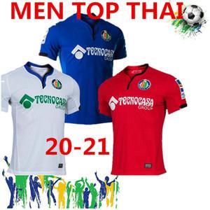 20 21 Getafe CF Fussball Jerseys Startseite 2020 2021 Angel Enric Gallego Raúl Garcia Etxesita Timor SV. Camisetas de fútbol shirts Kits