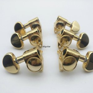 New Gold Guitar Tuning Pegs Machine Heads Tuners Guitar Parts Made in Korea