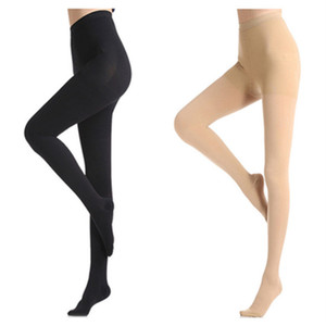 Medical Compression Panty Hose Compression Stockings Varicose Veins 20-30mmHg Elastic Nursing Socks Compression Stockings CX200818