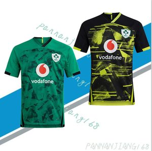 Irland 2021 WM Rugby-Trikots Irish IRFU NRL Munster Stadt Rugby League Leinster alternatives Trikot 20 21 ulster Ire Shirts