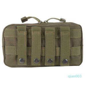 Открытый 600D нейлон Путешествия передач Molle Чехол Военного сумка Tactical Vest Sundries камера Журнал хранение сумка lp0113