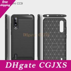 Dhl Gratuit Phone Cases pour Xiaomi CC9 / A3 Lite Couverture souple Tpu Cover Pour Aménagée Xiaomi Mi Cc9e / A3 Case