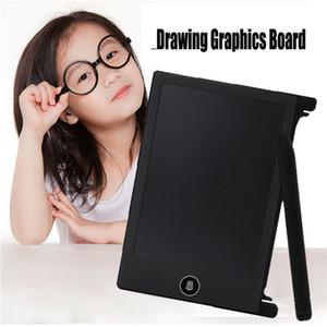 حار بيع 4.4 بوصة LCD الكتابة اللوحي خربش مجلس الاطفال لوح الكتابة رسم لوحة الرسومات للأطفال