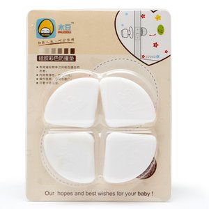 Baby multi-color soft anti-collision table corner baby safety products anti-silicone protective corner