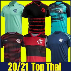 2020 Flamengo formation chemise GABRIEL B. POLO DE ARRASCAETA Basketball Jersey réservoir Camisa Flamengo top 2020 Camisa Goleiro flamengo