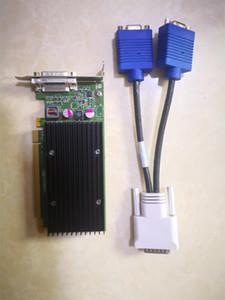 90% Новый NVS300 X16 BV456AA 625630-001 632827-001 Графическая карта с адаптером кабеля VGA
