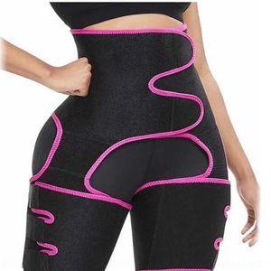 hgoPJ cinto Shapewear shapewear cintura cinto e coxa treinador hip-lifting cintura roupas body-shaping trimmer hip Três-em-um