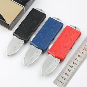 MICT Exocet Tri-colori Flying Fish 5Cr15MoV di tasca piegante a doppia azione tattica Edc Lama di campeggio coltelli da caccia del regalo di natale