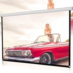재고 스팟에서 판매하는 것은 빠른 HD 프로젝터 화면 4 제공 : 3 홈 시네마 프로젝션 휴대용 화면 - 92inch 고품질 20JUL (30)